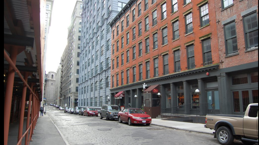 60 Water Street in DUMBO, Brooklyn