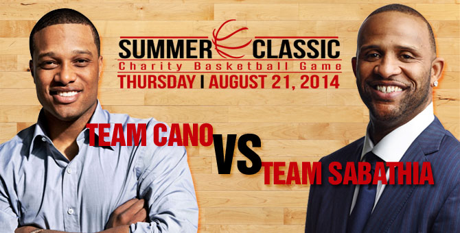 The 2014 Summer Classic Charity Basketball Game at Barclays Center