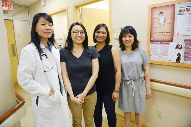 NYC health centers educate infected pregnant women about Hepatitis B, protect newborn babies from virus