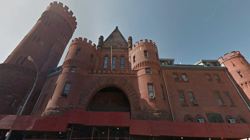 The Bed-Stuy Armory