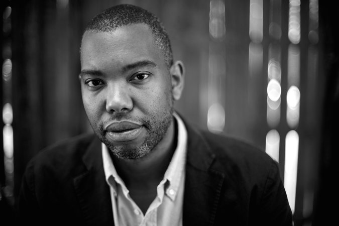 Ta-Nehisi Coates, BK Reader, The Atlantic, Greenlight Bookstore, Jeffrey Goldberg, Kings Theatre, Flatbush, Barrack Obama, Donald Trump, Between the World and Me,, We Were Eight Years in Power, racial identity, systemic racial bias, urban policing, racist backlash,