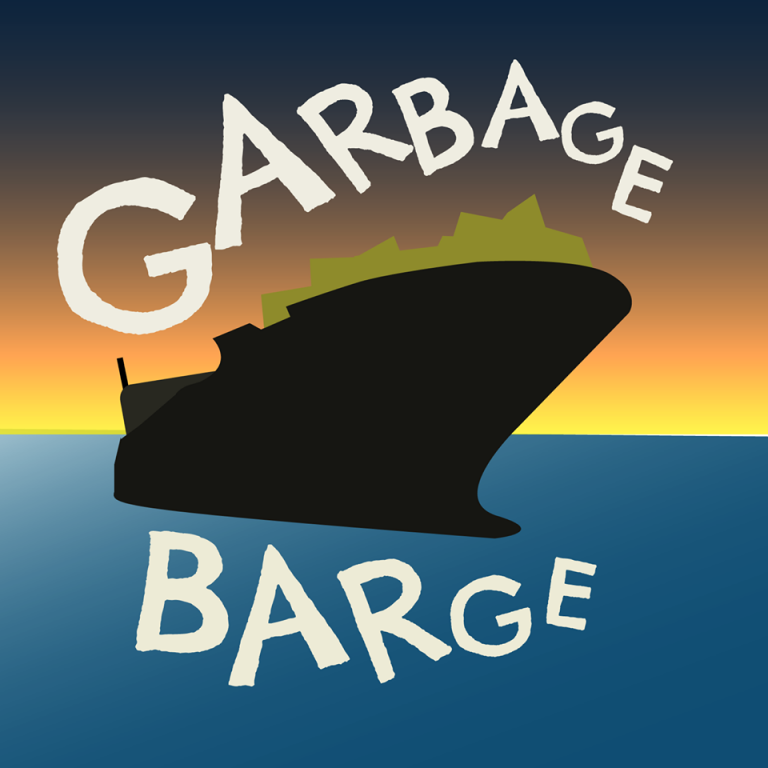 Chris Brown, Candice Chetta, Colin Anderson, BK Reader, Crown Heights, Garbage Barge, Podcast
