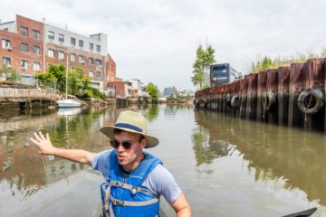 Meet the unofficial stewards of Brooklyn's most polluted waterway