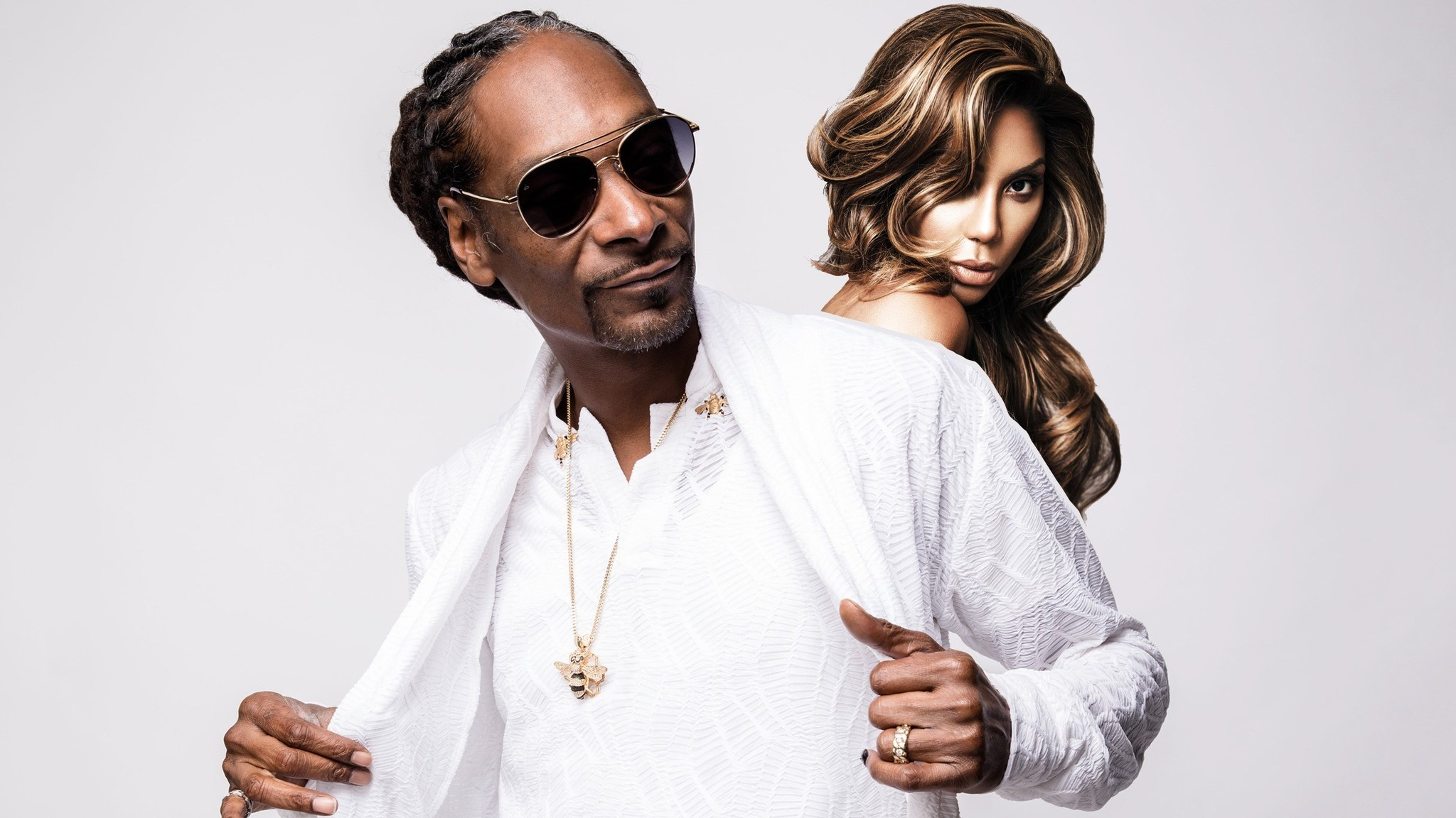 Redemption of a Dogg, starring Snoop Dogg and Tamar Braxton, comes to the Kings Theatre on October 14.
