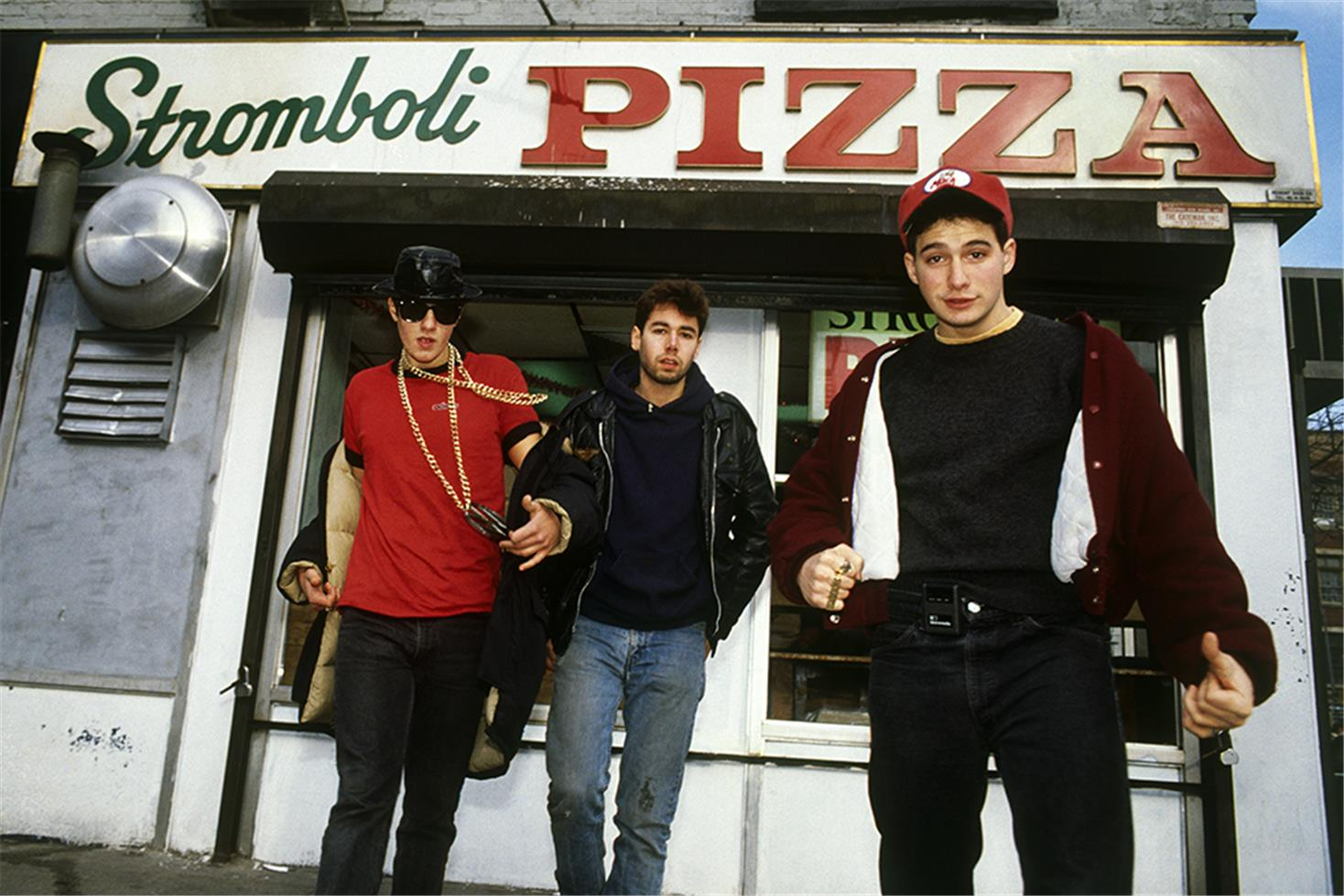 The Beastie Boys have a new book and they're going on tour with it!