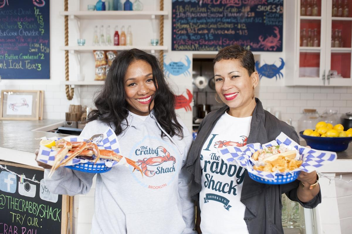 The beloved Crabby Shack is coming to Clinton Hill.