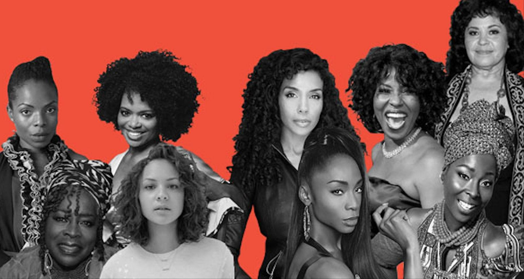 The '50in50' showcase will feature 50 original monologues written by 50 Black women and girls, and performed by a stellar cast of renown actors