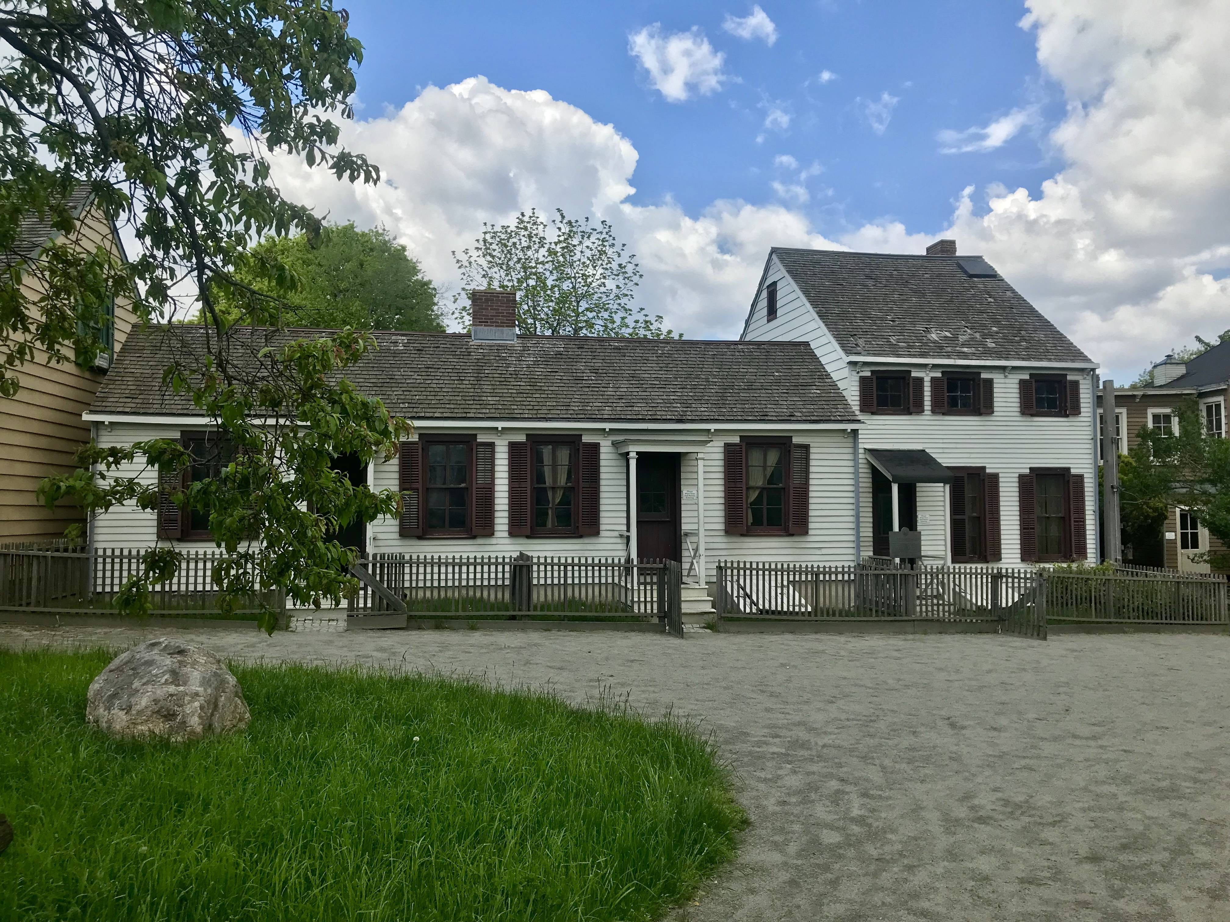 Newly designated a member of theCultural Institution Group, Weeksville has secured permanent founding from the city.
