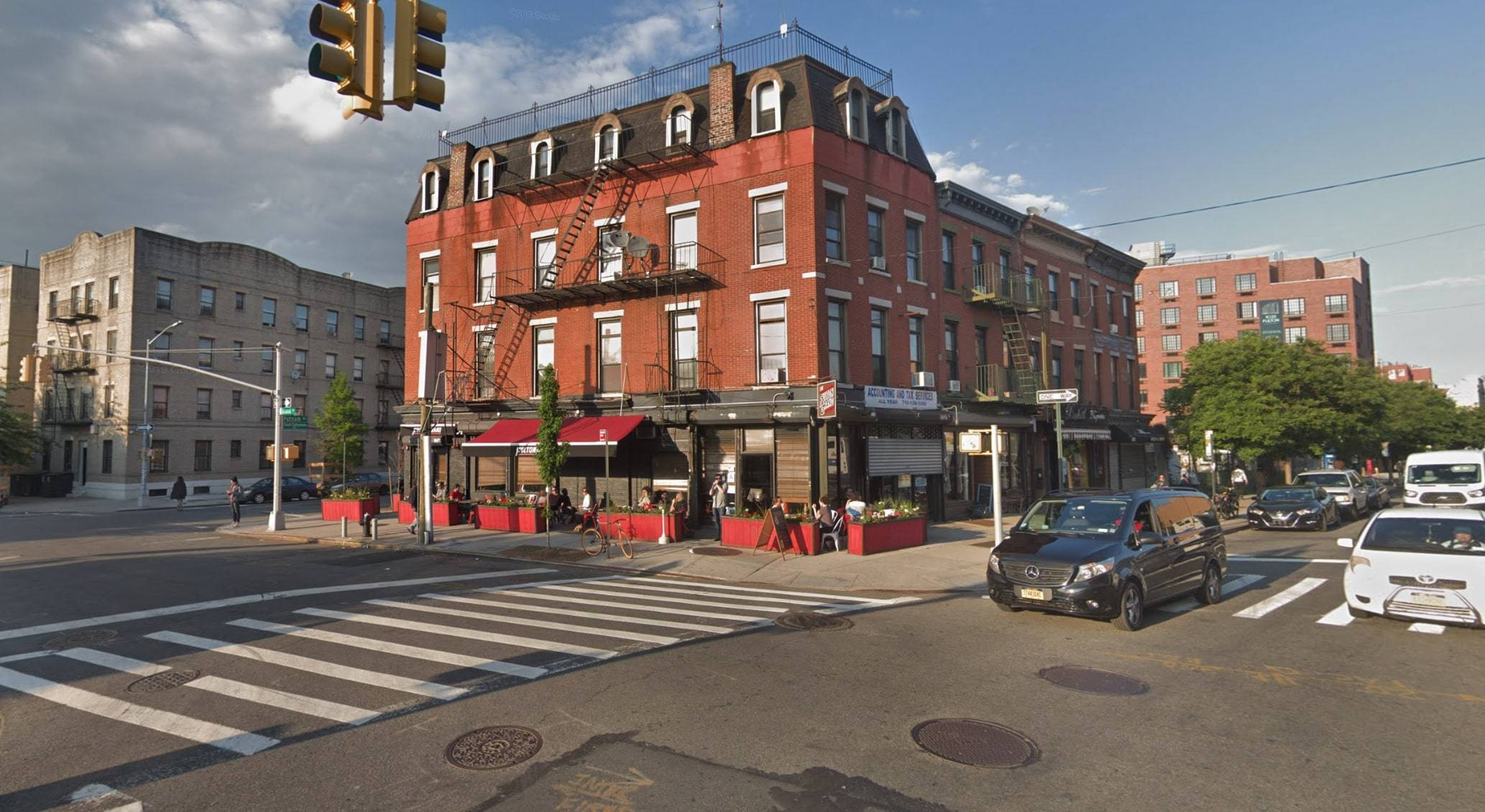 A section of Grand Avenue in Clinton Hill will receive infrastructure upgrades and safety improvements in the coming weeks.