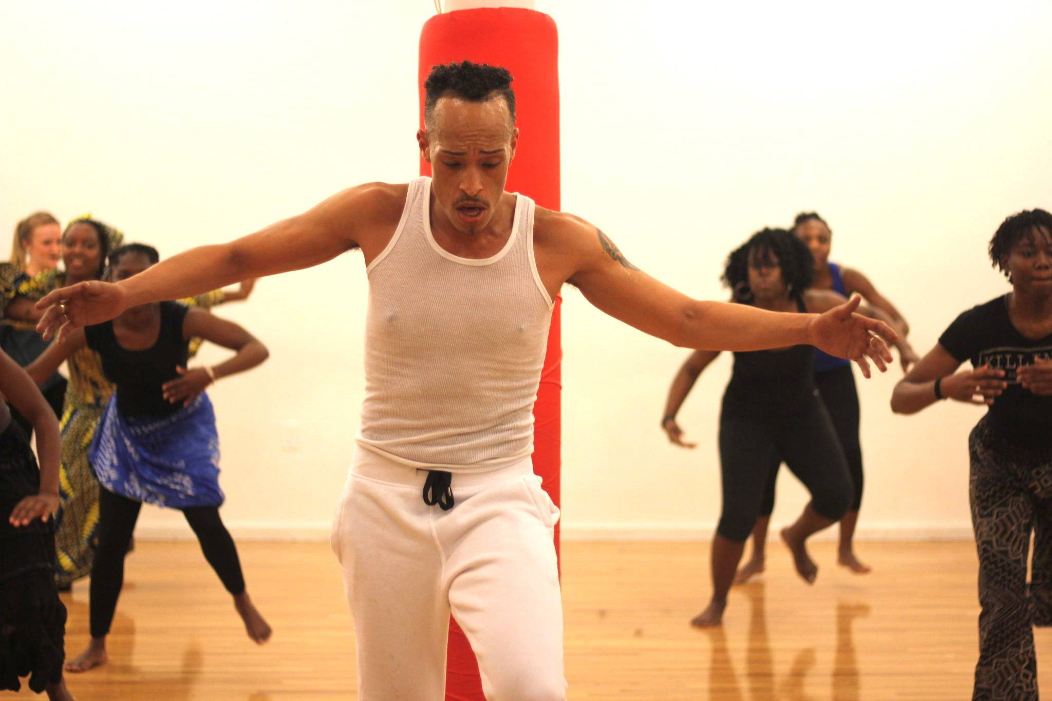 In observation of World Pride, Cumbe Dance will be hosting an afternoon of love, happiness and Afro-Cuban dance led by the vibrant Tony Domenech.