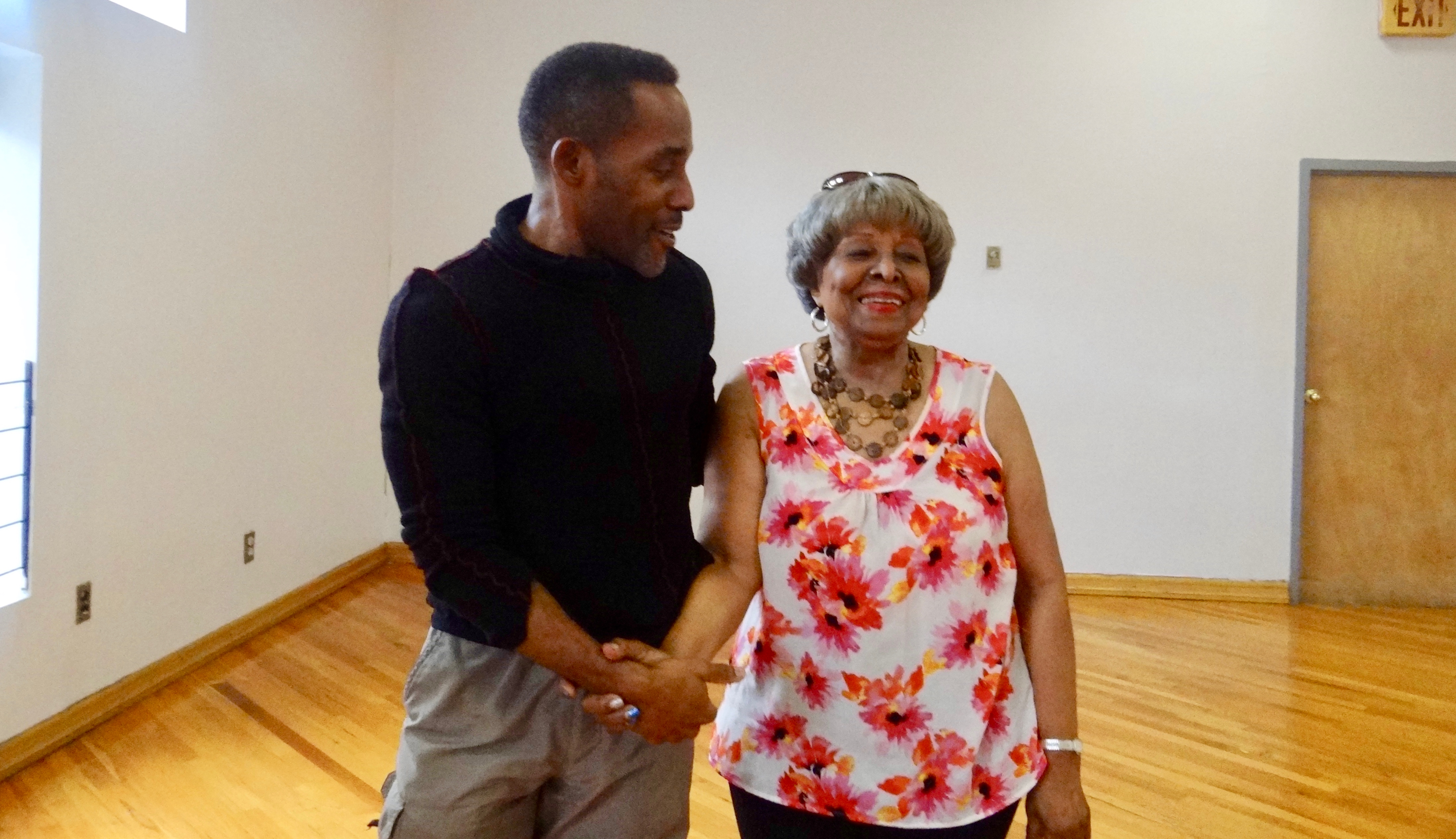 Dance-off of the Decade, Stars of New York Dance, Betty Staton, Nathan Trice