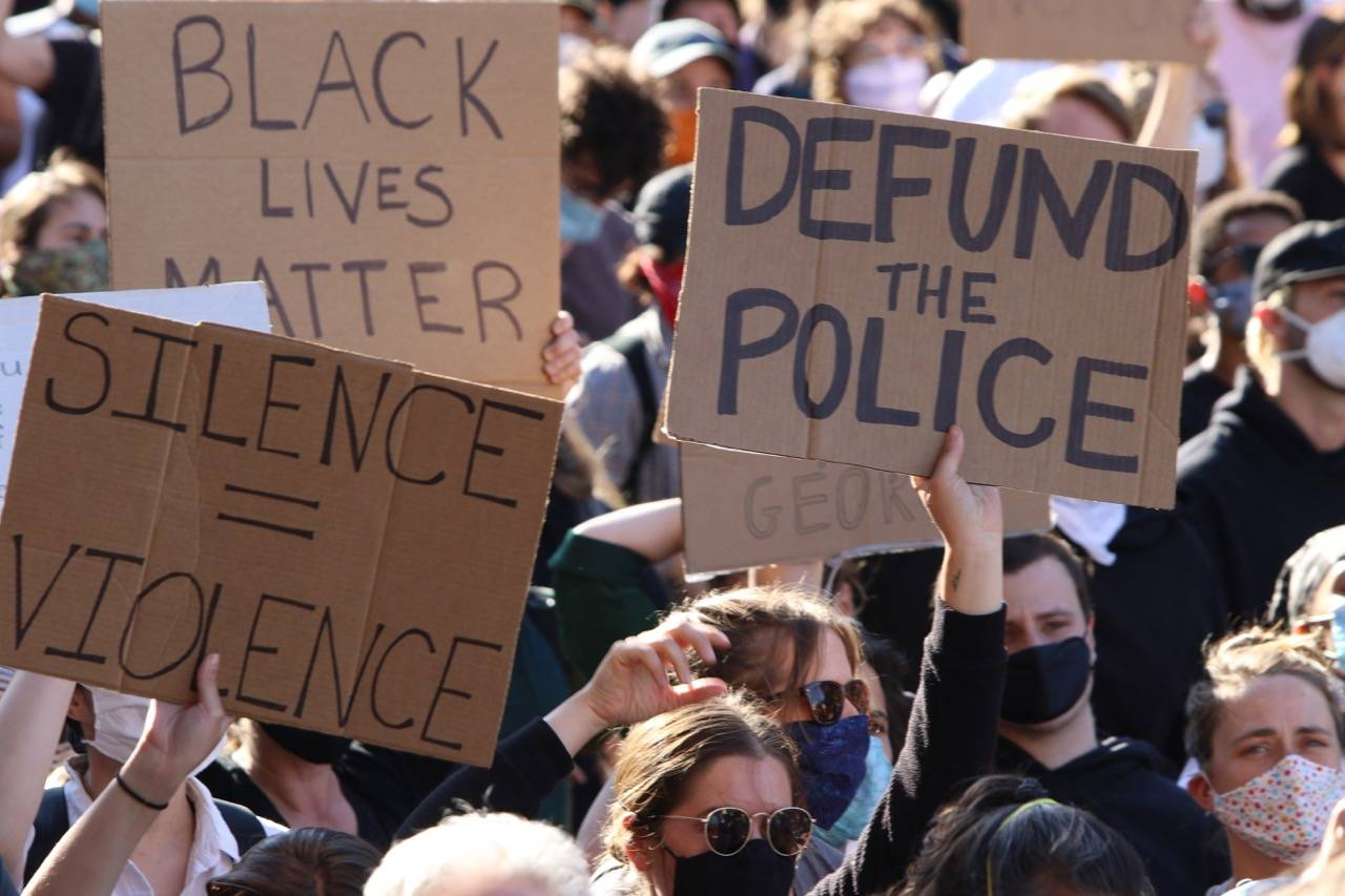 BLM, Black Lives Matter Protest, Brooklyn, George Floyd, NYPD protests