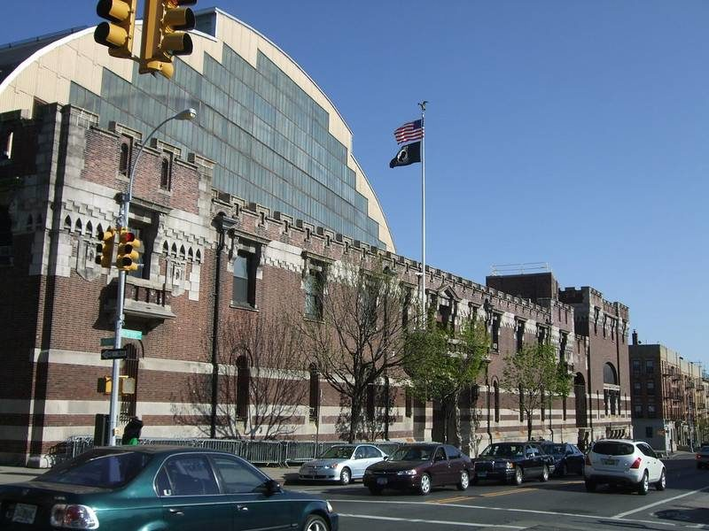 Bedford Union Armory; Crown Heights; Non-profit
