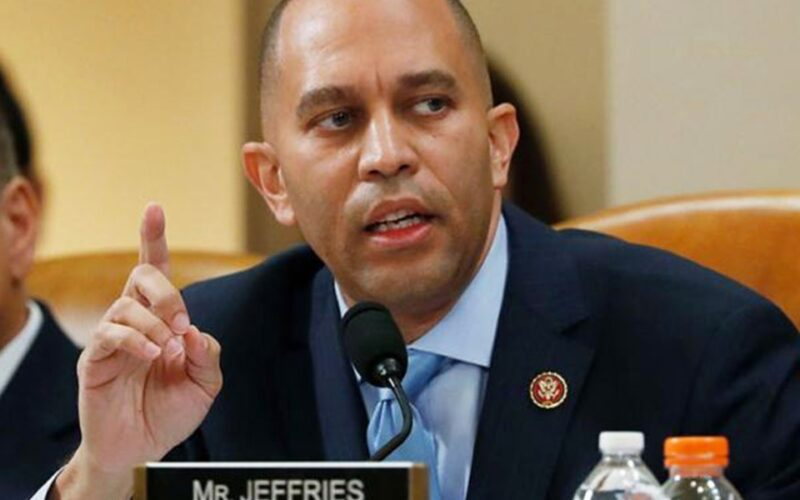 New York City Congressman Hakeem Jeffries Calls for Investigation of Postmaster General As Trump Tries To Hinder Delivery of Mail