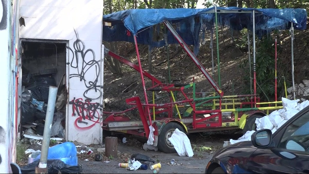 Brooklyn borough president calls on city to crack down on illegal dumping in East Flatbush