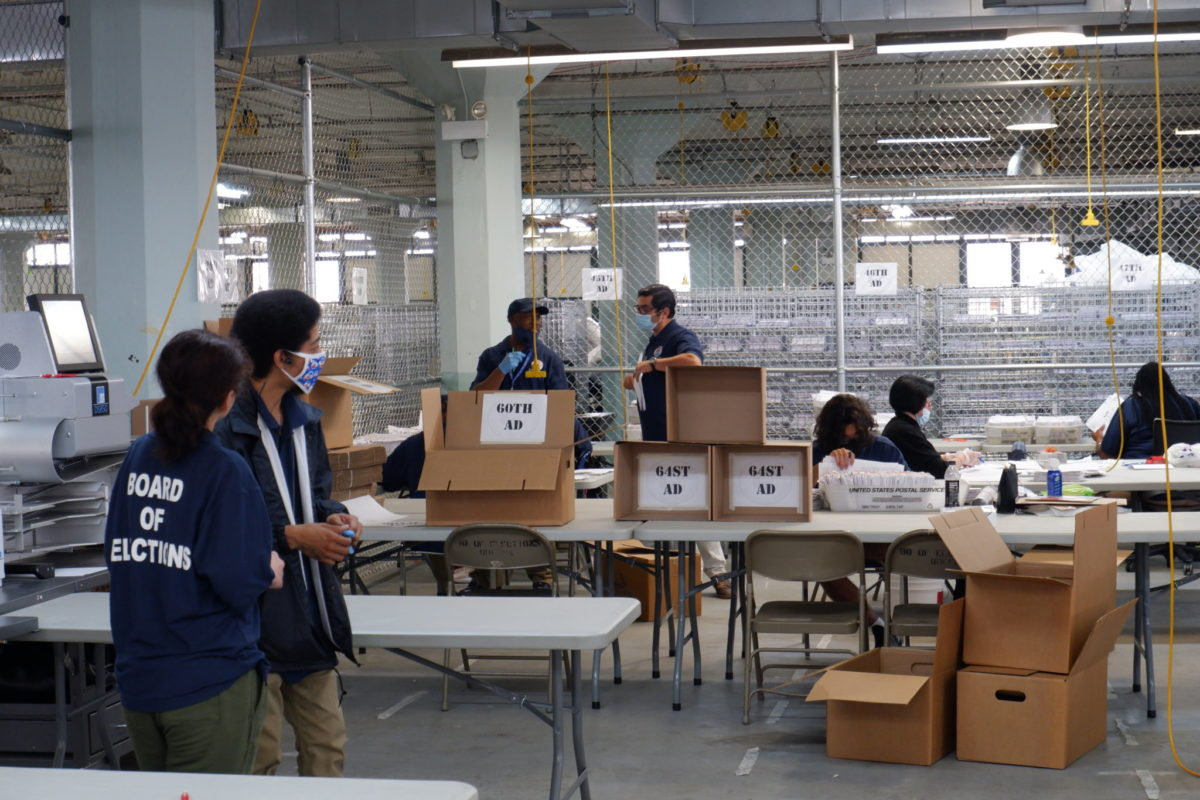 BOE to begin counting absentee ballots crucial for southern BK races