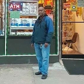 Patrick Moore gives Oceanhill Brownsville QUICK STOP 99 Cent Up Discount